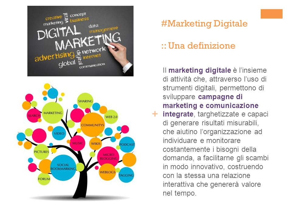 #Marketing Digitale :: Una definizione