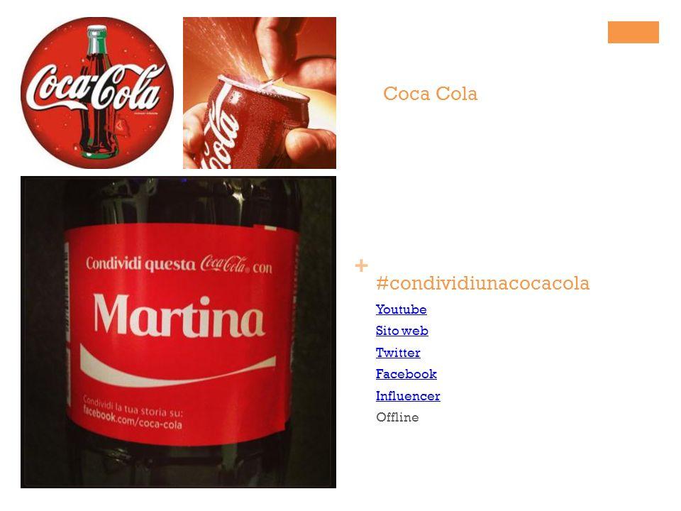 #condividiunacocacola