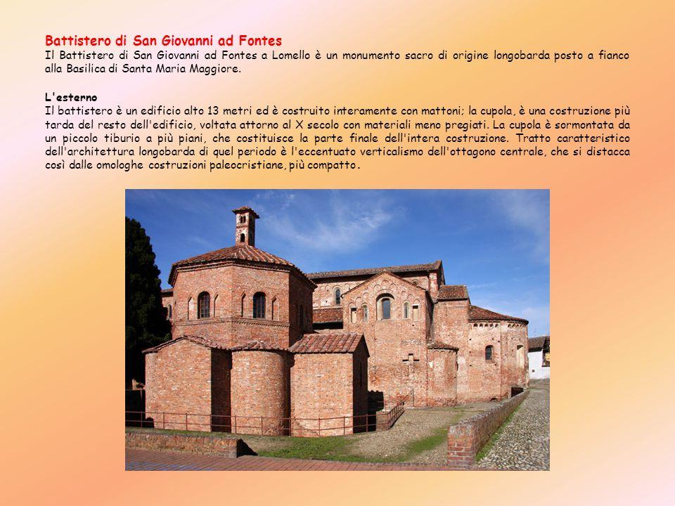 Battistero di San Giovanni ad Fontes