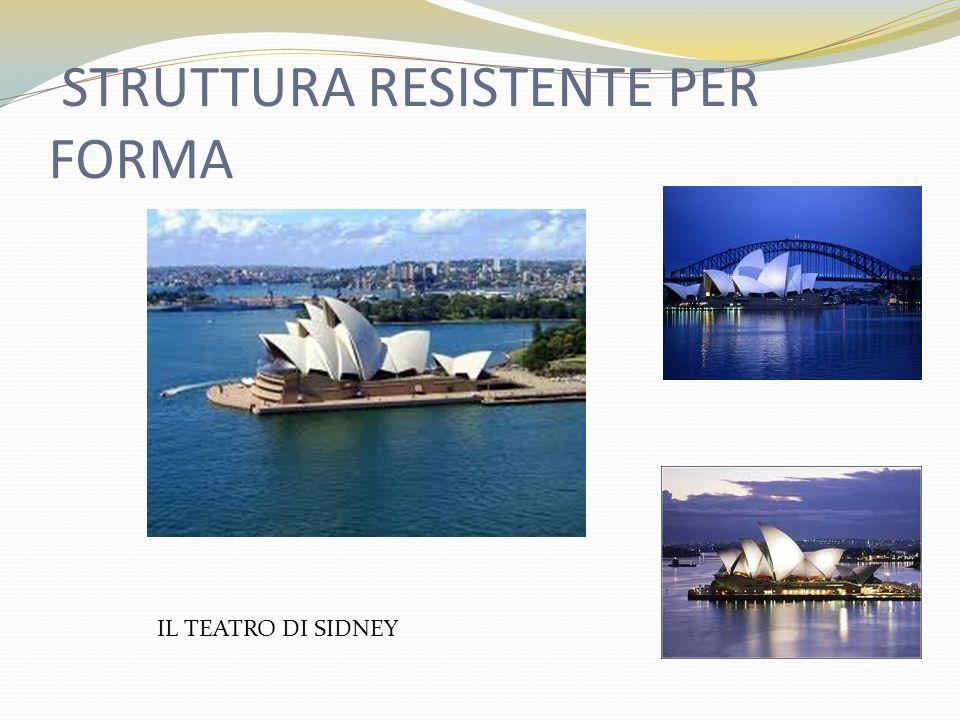 STRUTTURA RESISTENTE PER FORMA