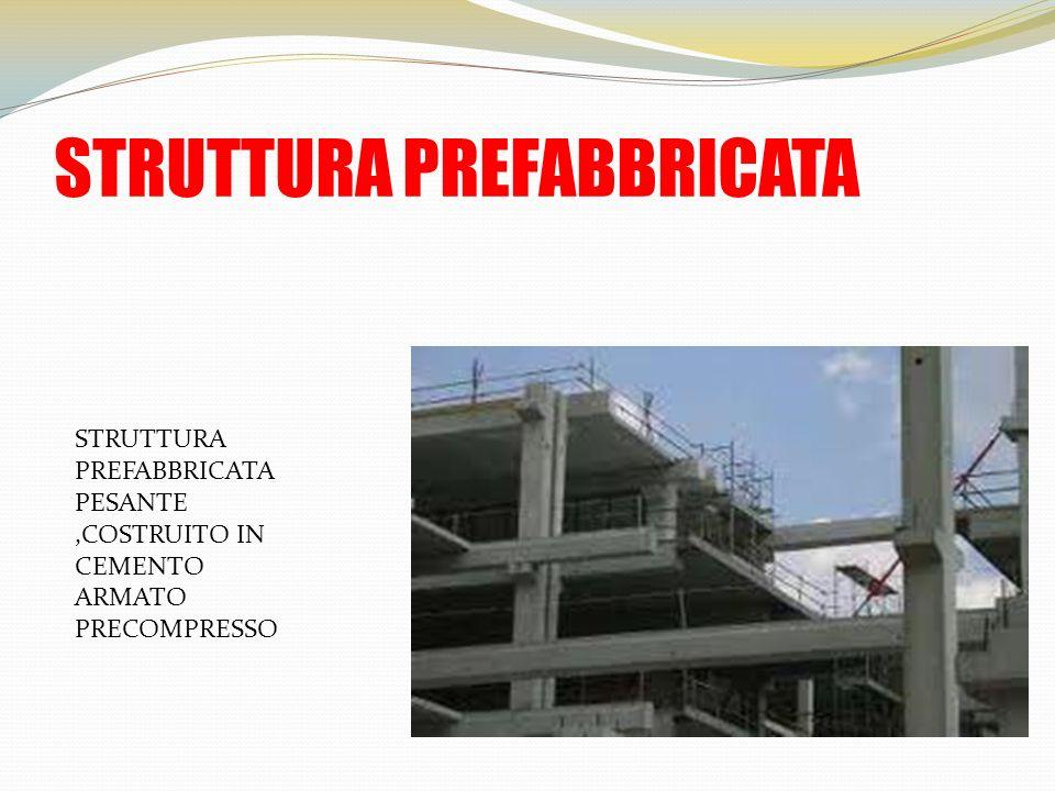 STRUTTURA PREFABBRICATA
