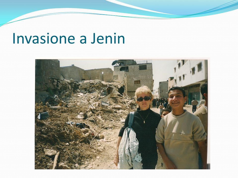 Invasione a Jenin