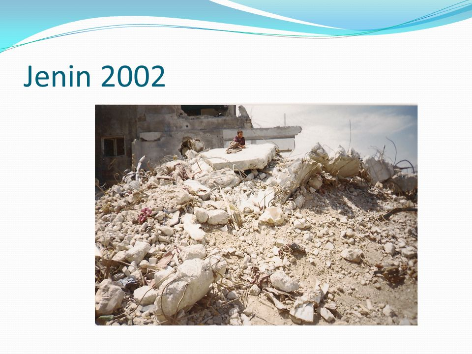 Jenin 2002