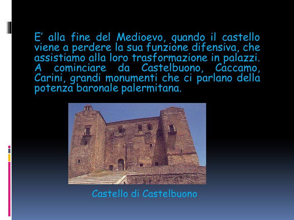 Castello di Castelbuono