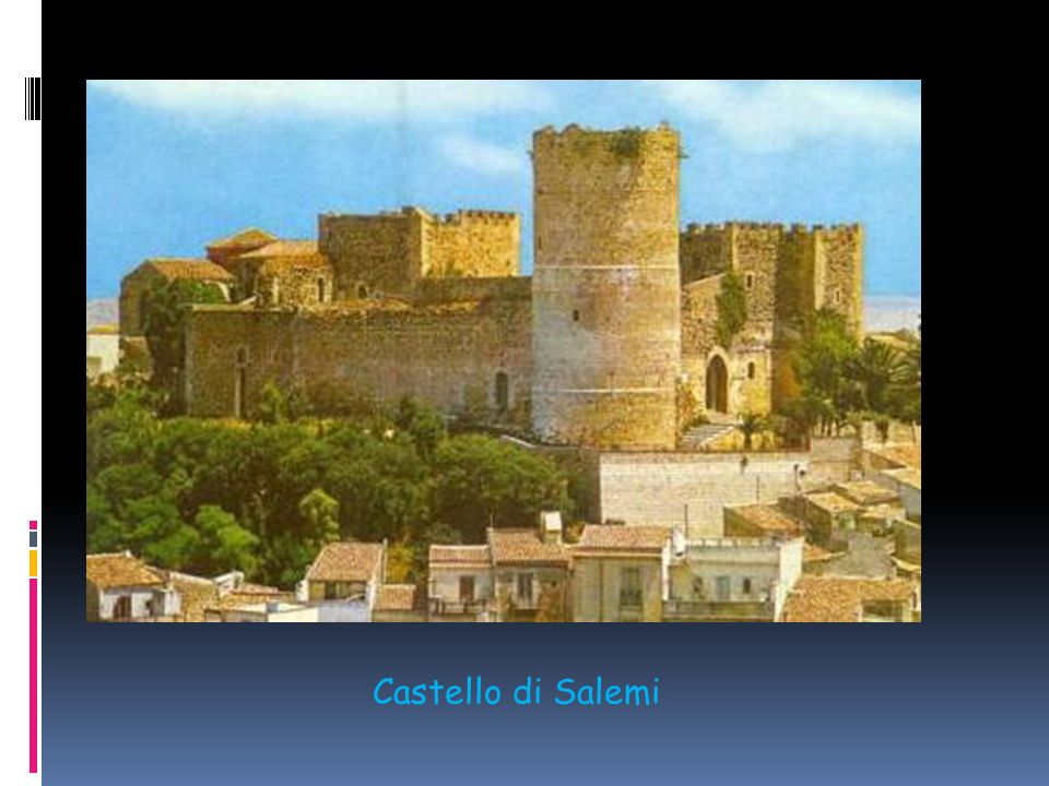 Castello di Salemi