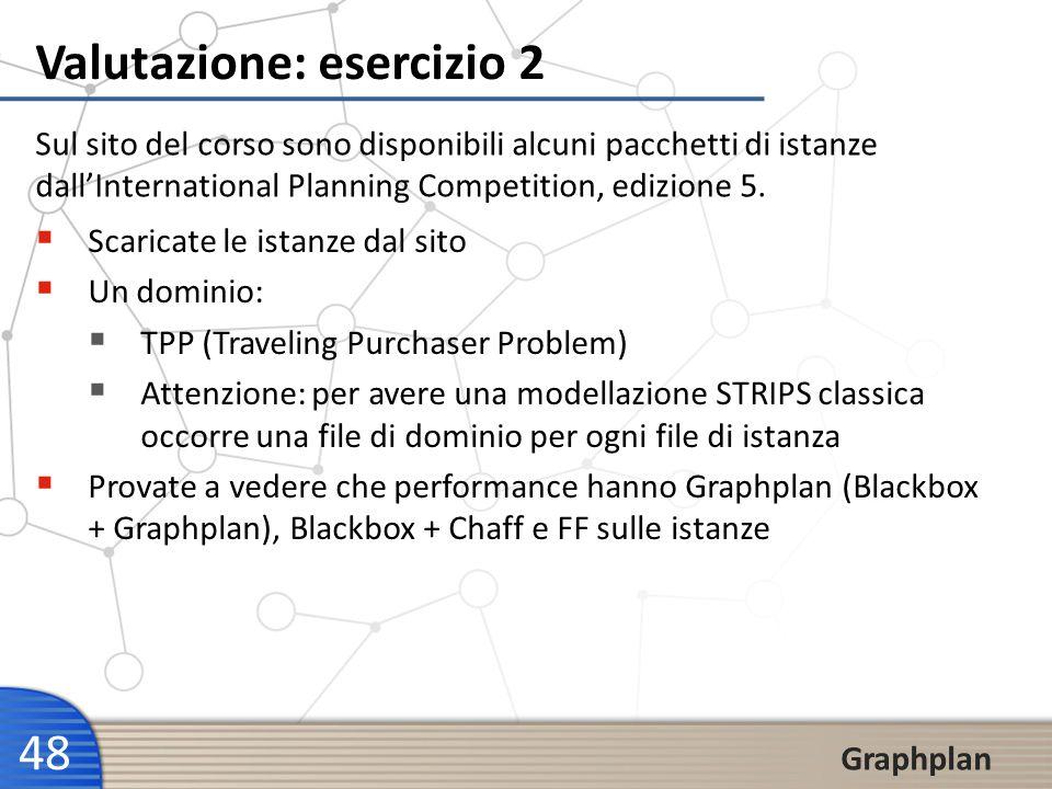 Valutazione: esercizio 2