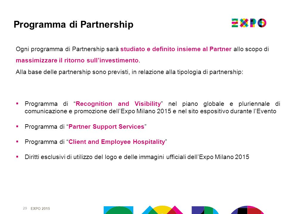 Programma di Partnership