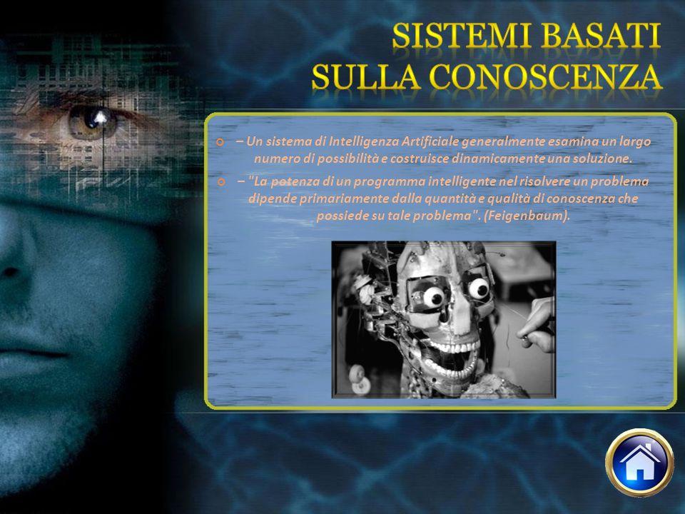 Sistemi basati sulla conoscenza