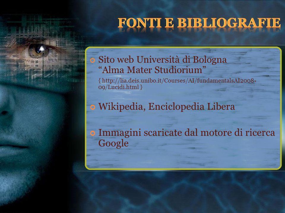 fonti e bibliografie Wikipedia, Enciclopedia Libera