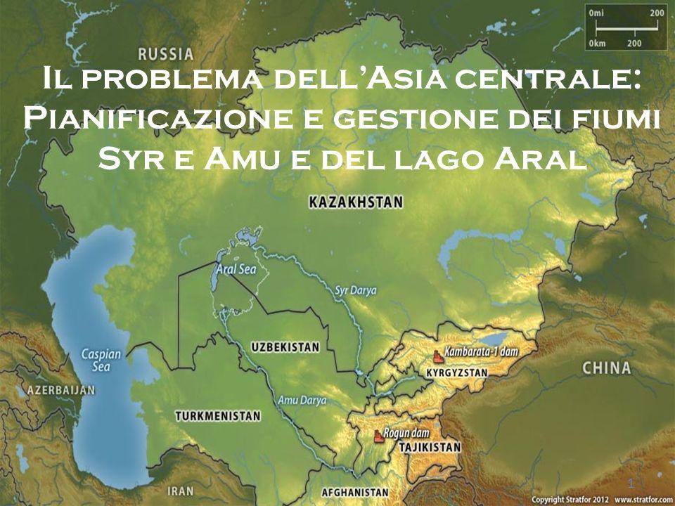 Il problema dell'Asia centrale: