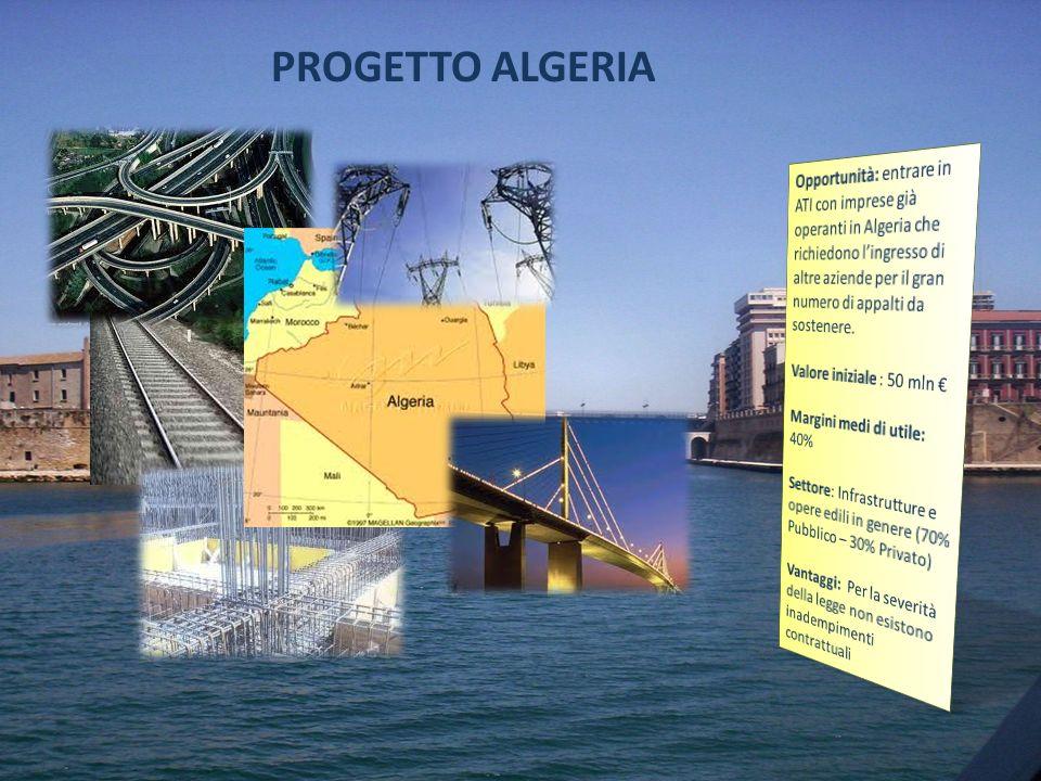 PROGETTO ALGERIA