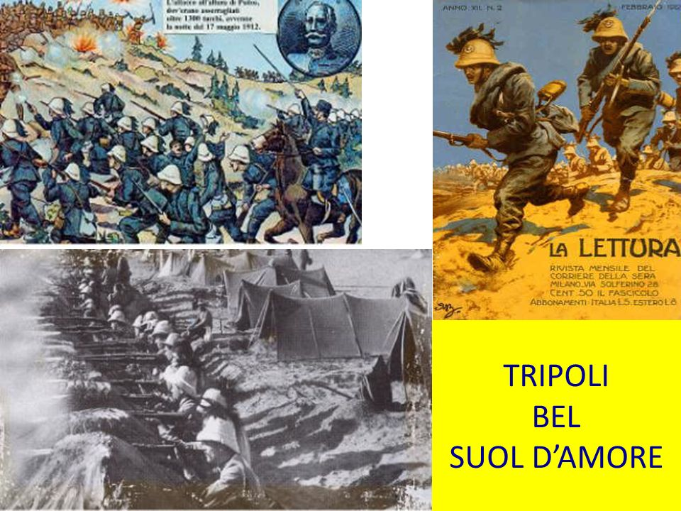TRIPOLI BEL SUOL D'AMORE