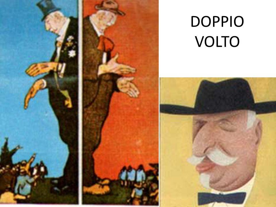 DOPPIO VOLTO