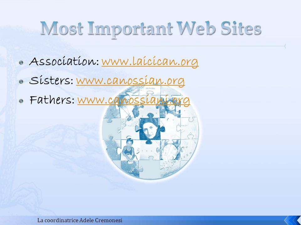 Most Important Web Sites