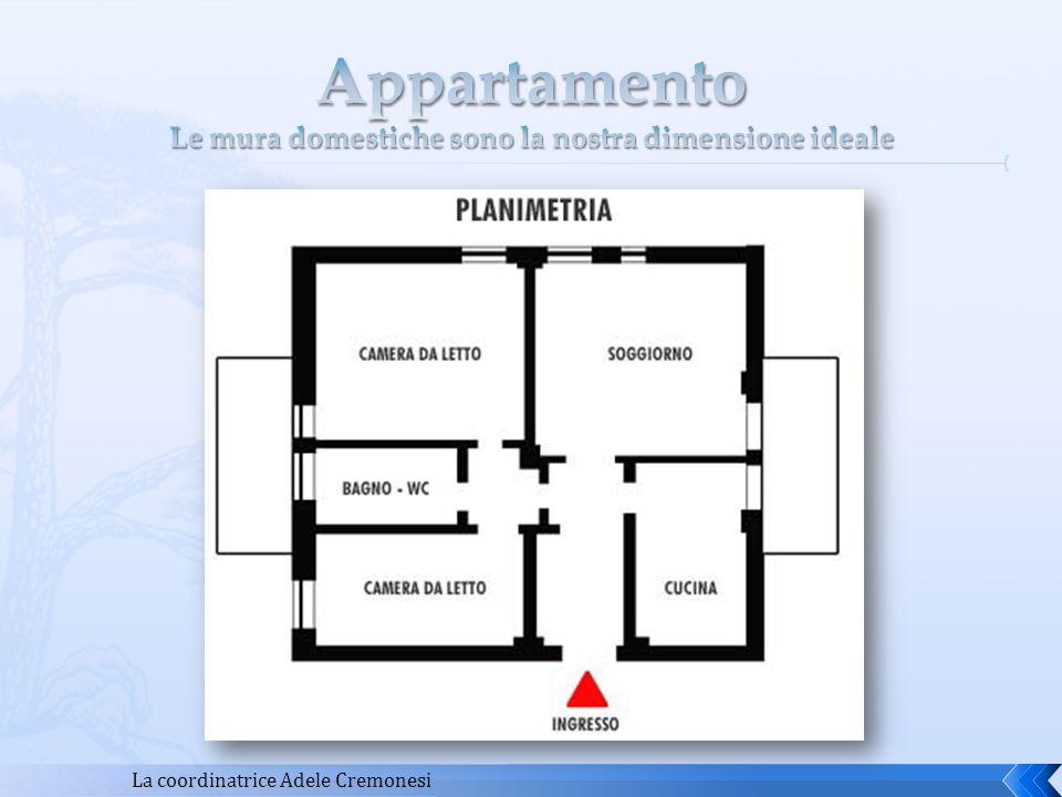 Appartamento Le mura domestiche sono la nostra dimensione ideale