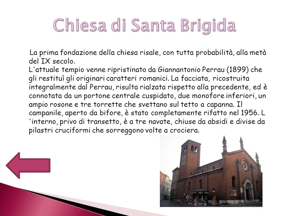 Chiesa di Santa Brigida