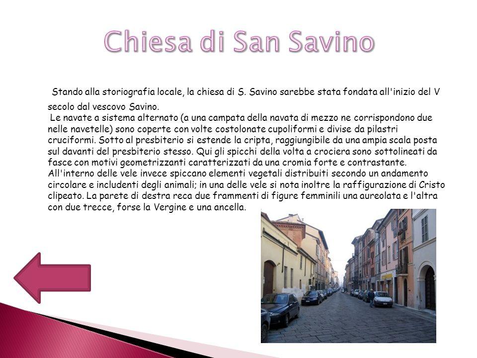 Chiesa di San Savino