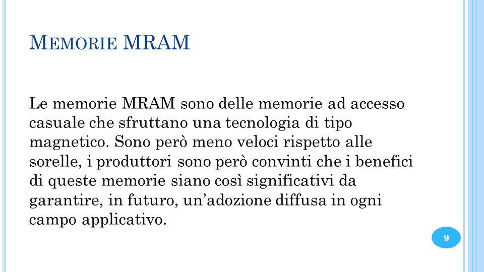 Memorie MRAM