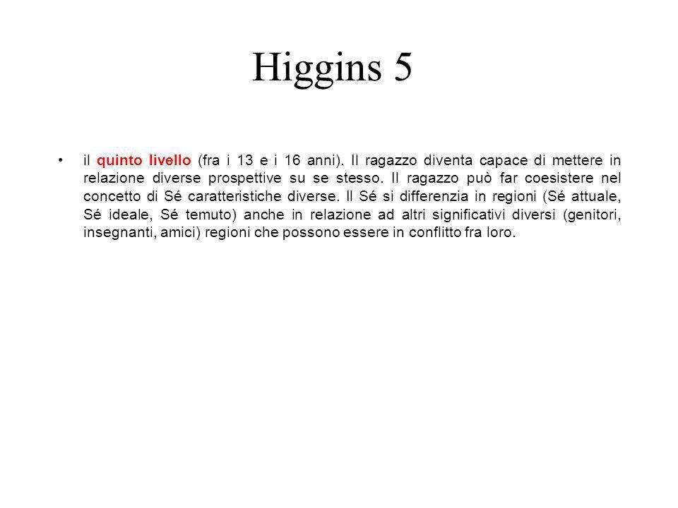 Higgins 5