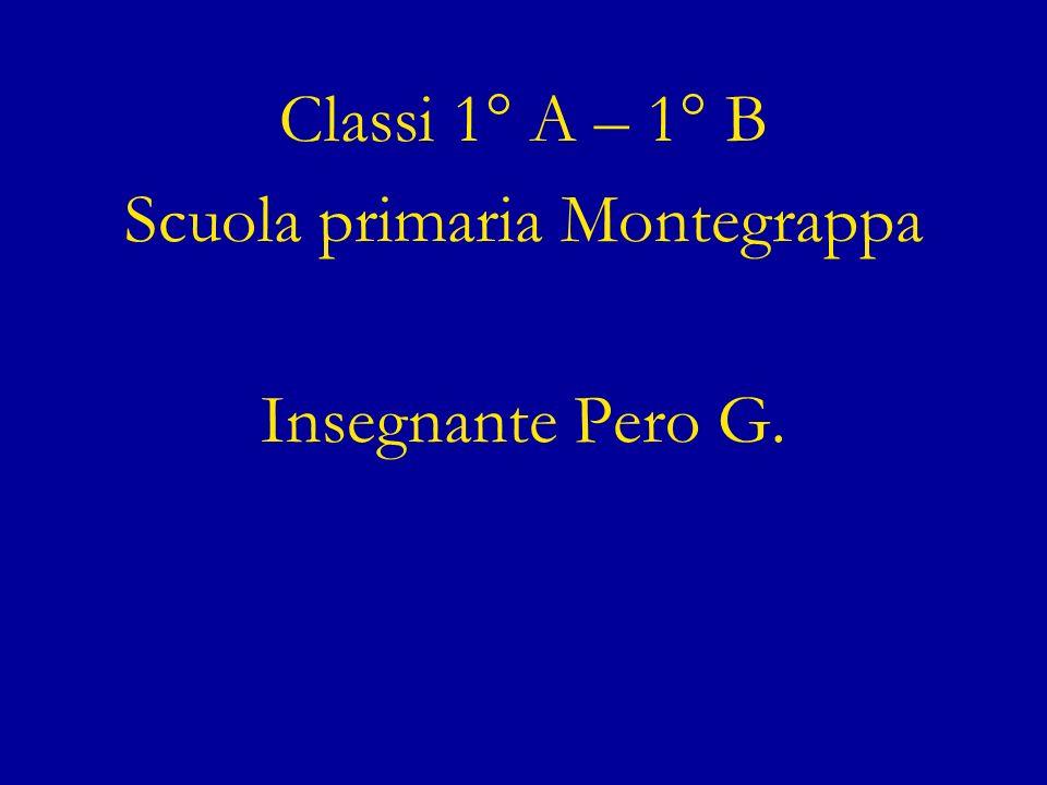 Scuola primaria Montegrappa