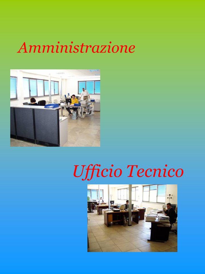 Amministrazione Ufficio Tecnico