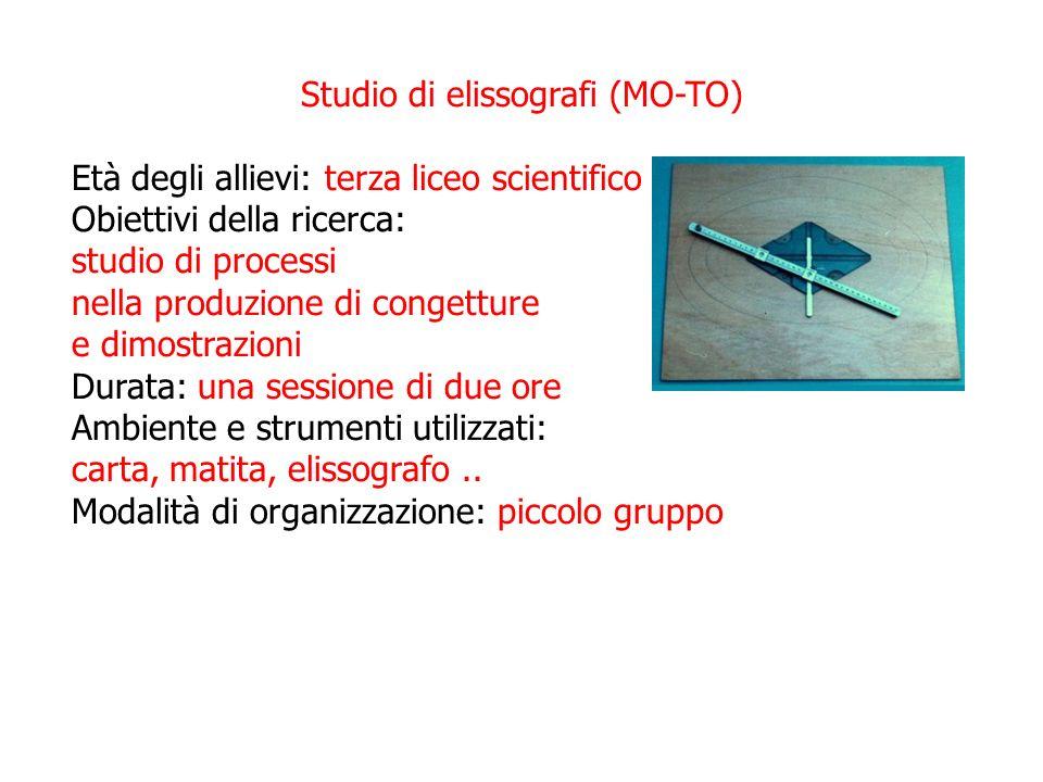 Studio di elissografi (MO-TO)