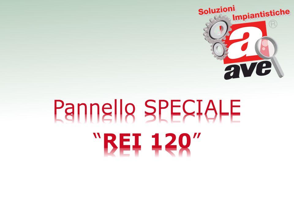 Pannello SPECIALE REI 120