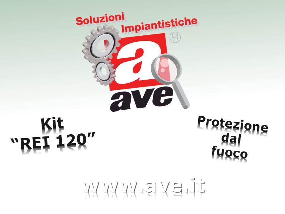 Kit REI 120 Protezione dal fuoco www.ave.it