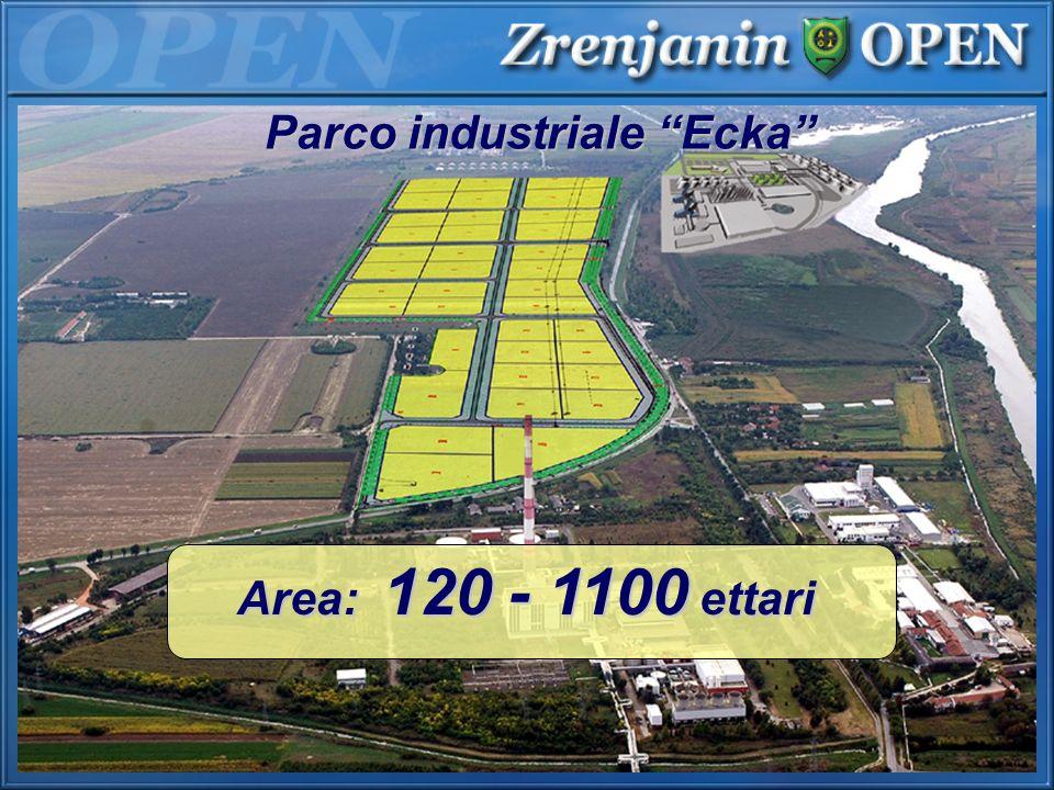 Parco industriale Ecka