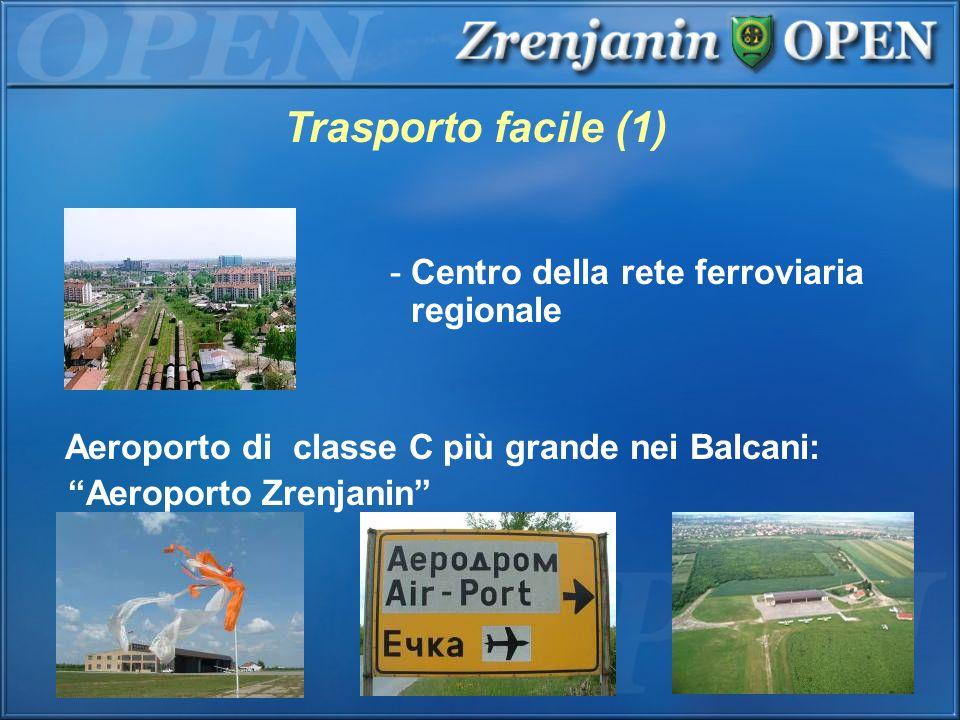 - Centro della rete ferroviaria regionale