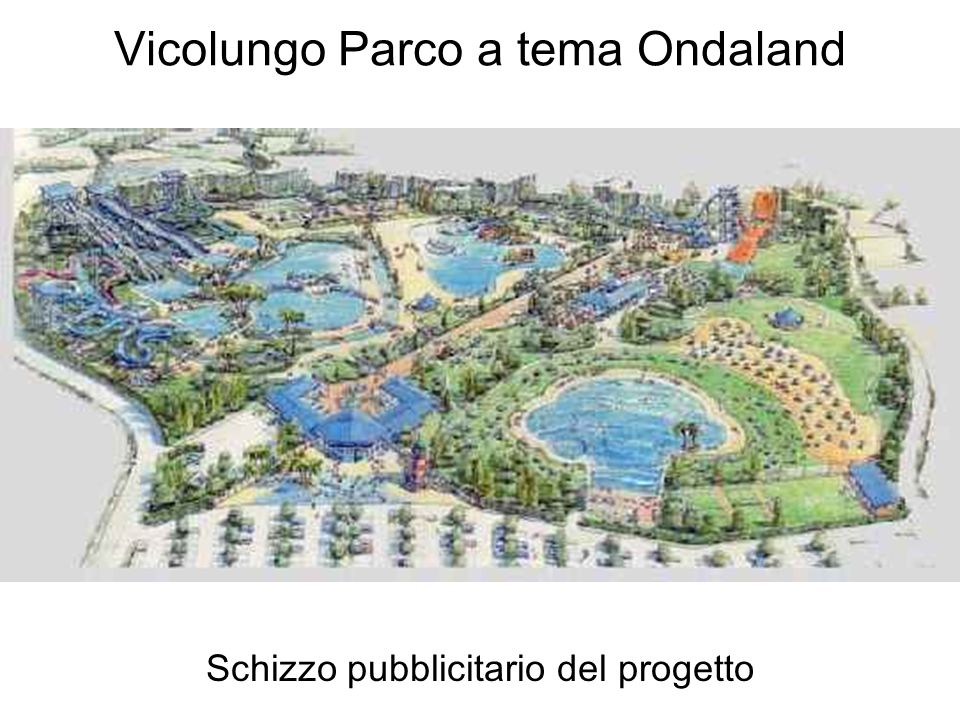 Vicolungo Parco a tema Ondaland