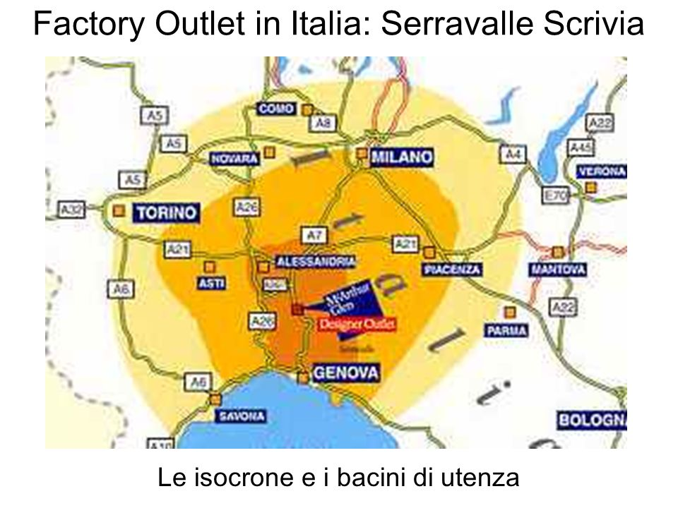 Factory Outlet in Italia: Serravalle Scrivia