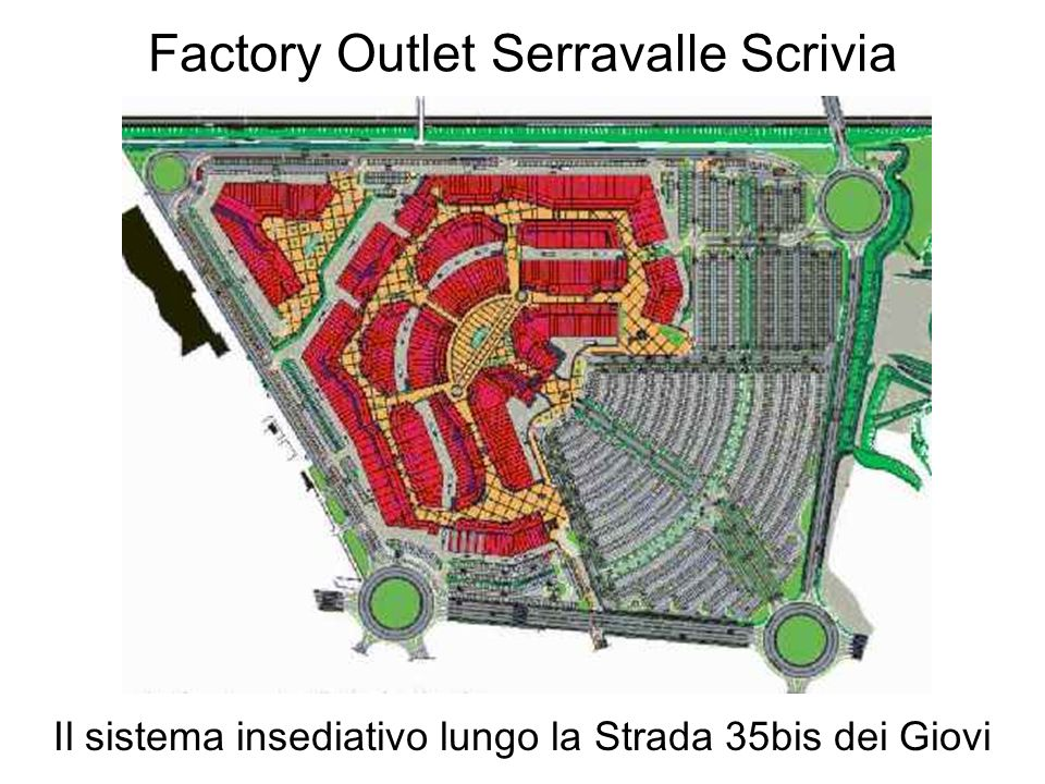Factory Outlet Serravalle Scrivia