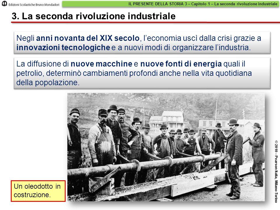 3. La seconda rivoluzione industriale