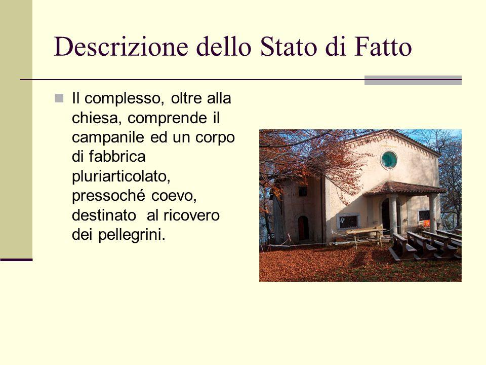 Descrizione dello Stato di Fatto