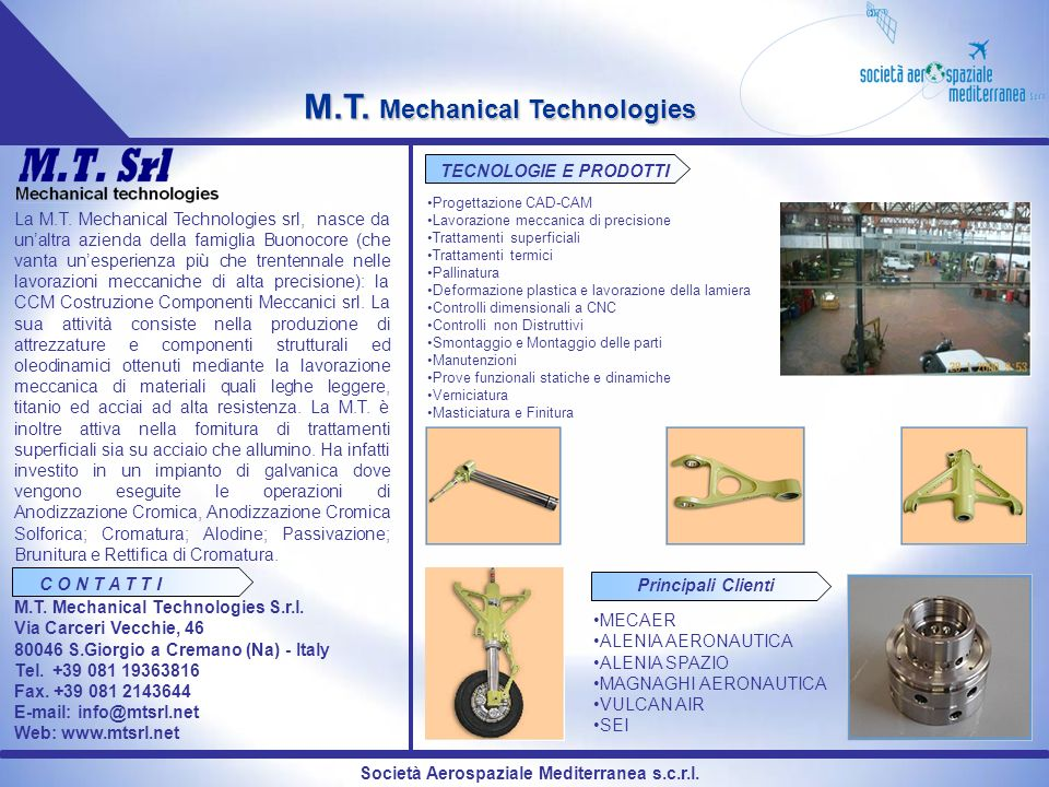 M.T. Mechanical Technologies