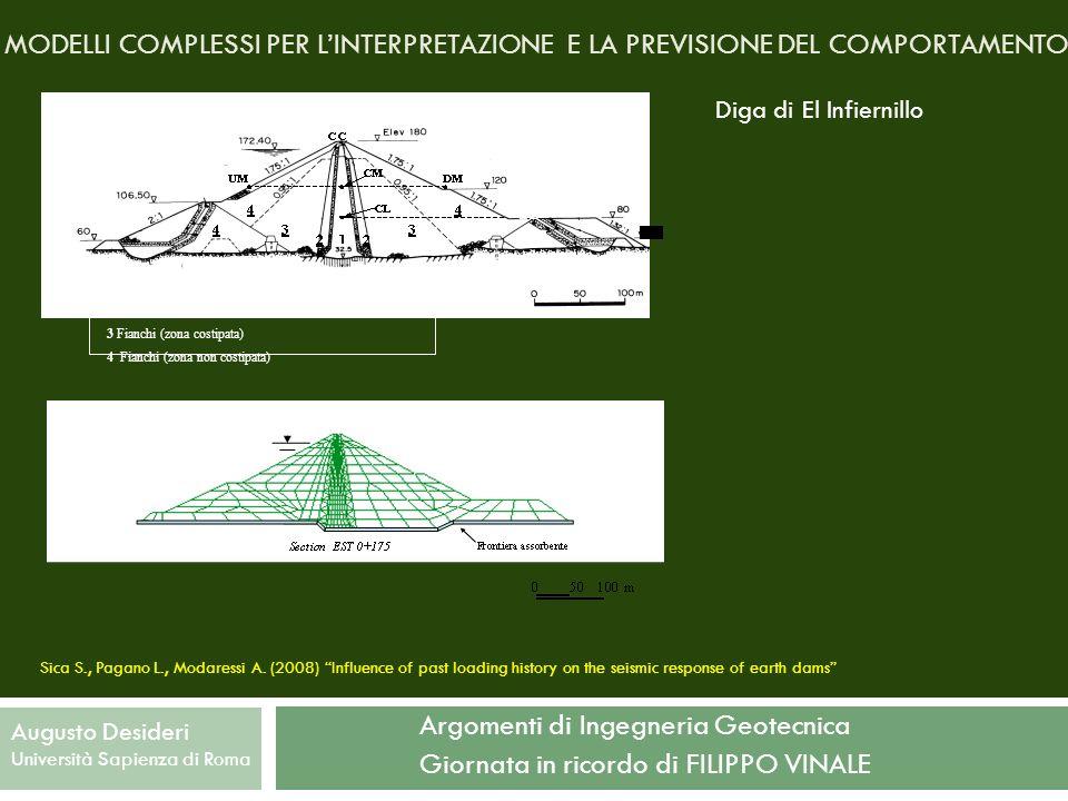 Argomenti di Ingegneria Geotecnica