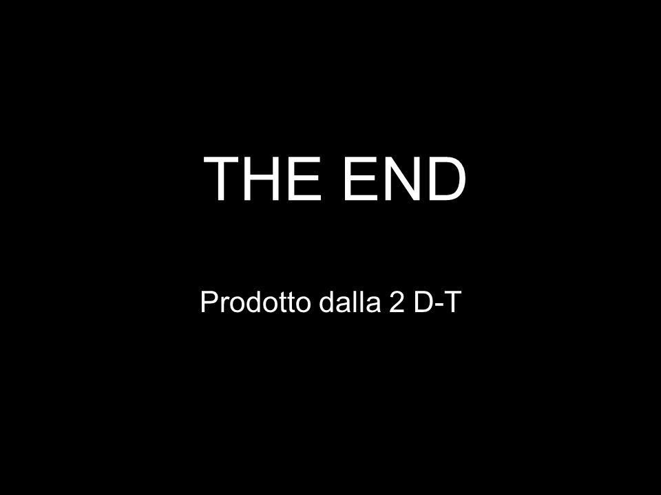 THE END Prodotto dalla 2 D-T isis luzzatto 2^ DT 2006/07