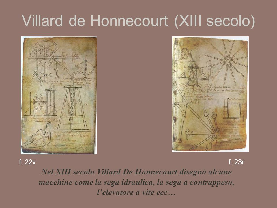 Villard de Honnecourt (XIII secolo)