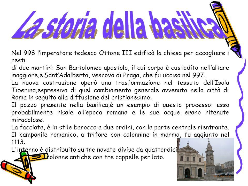 La storia della basilica