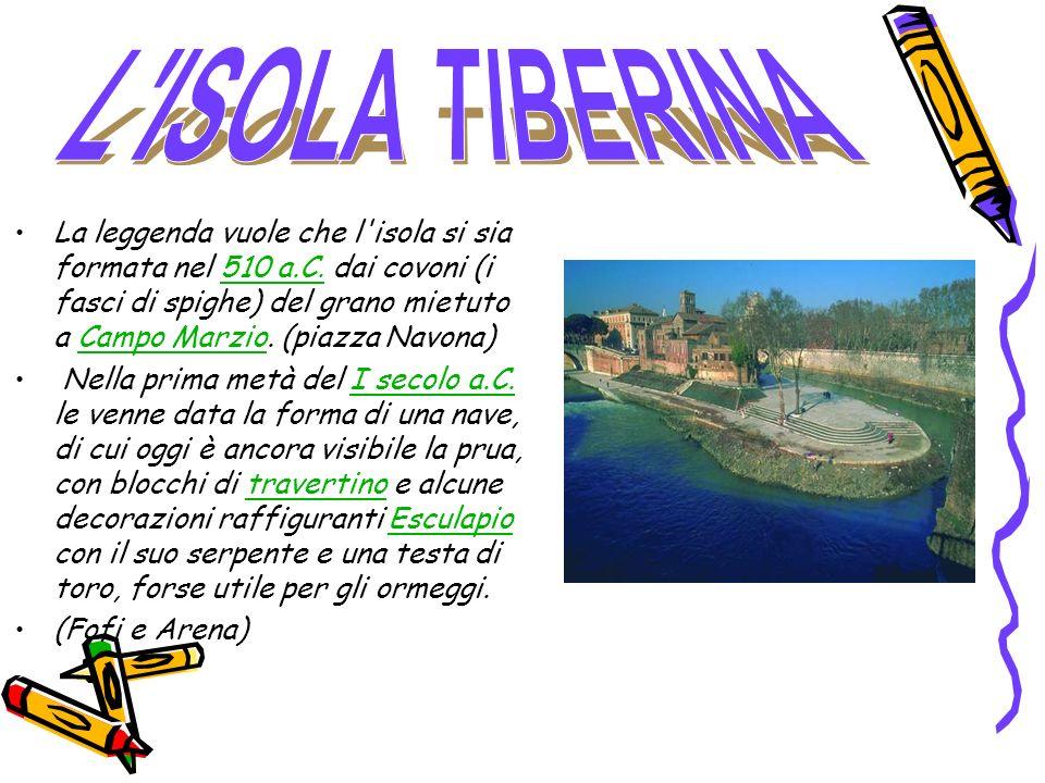 L ISOLA TIBERINA