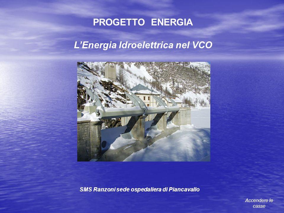 L'Energia Idroelettrica nel VCO