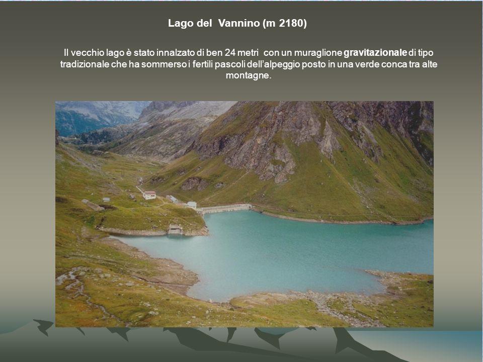 Lago del Vannino (m 2180)