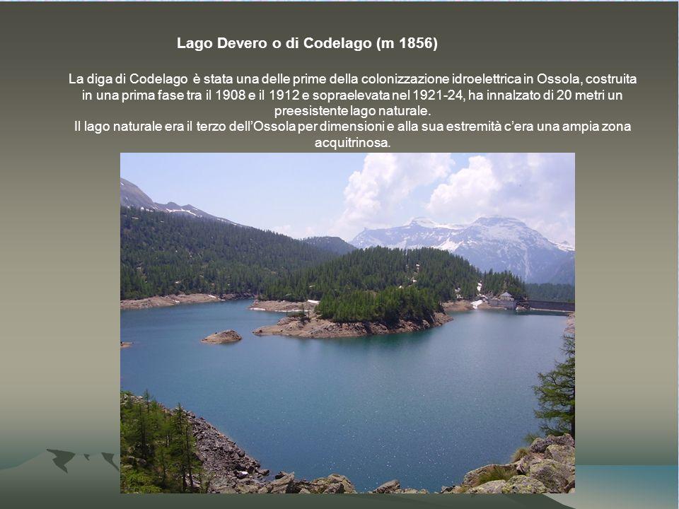 Lago Devero o di Codelago (m 1856)