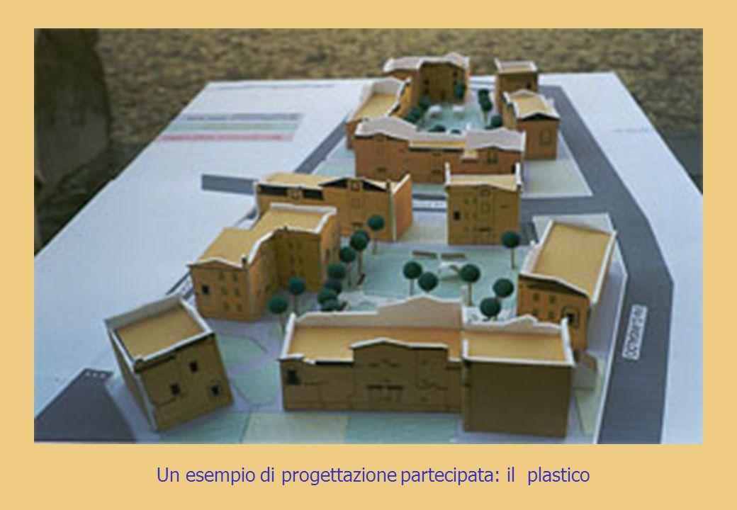 Un esempio di progettazione partecipata: il plastico