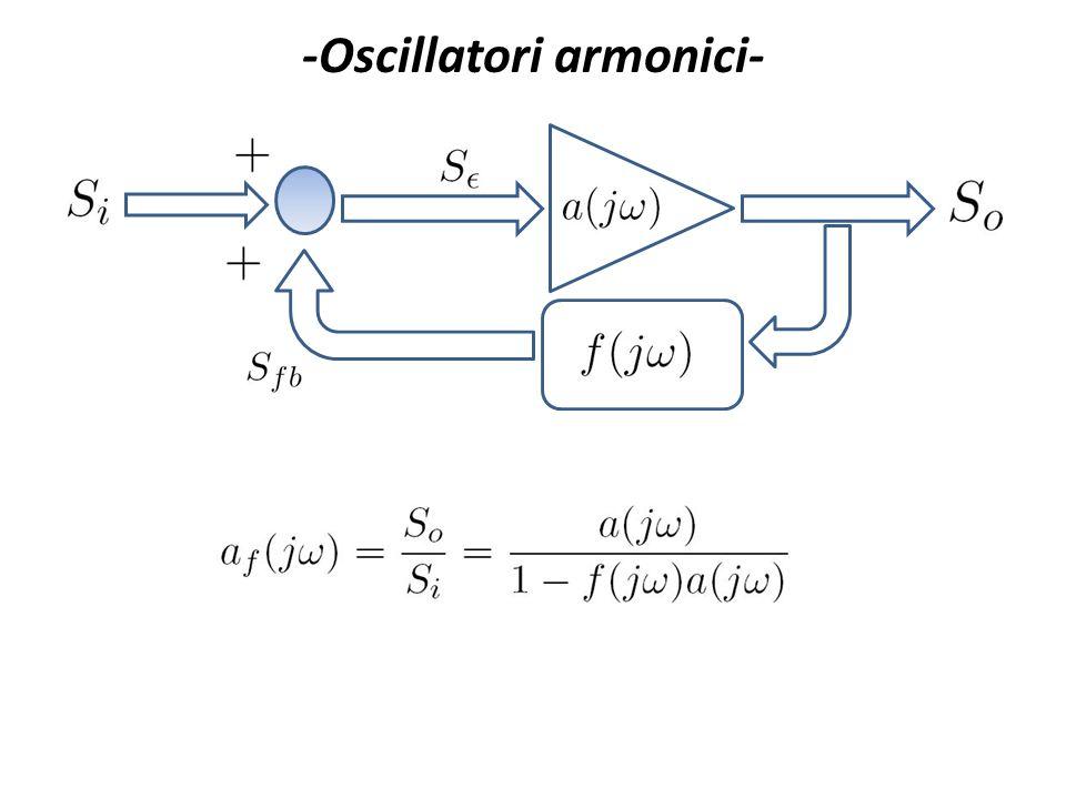 -Oscillatori armonici-