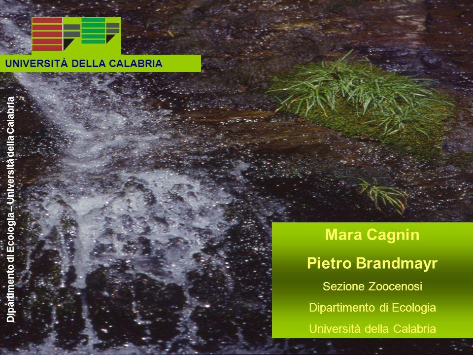 Mara Cagnin Pietro Brandmayr