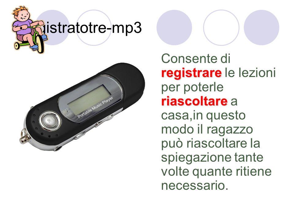 Registratotre-mp3