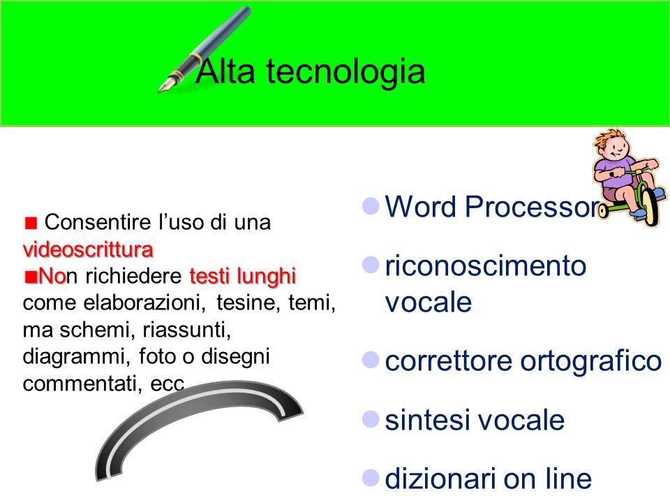 Alta tecnologia Word Processor riconoscimento vocale
