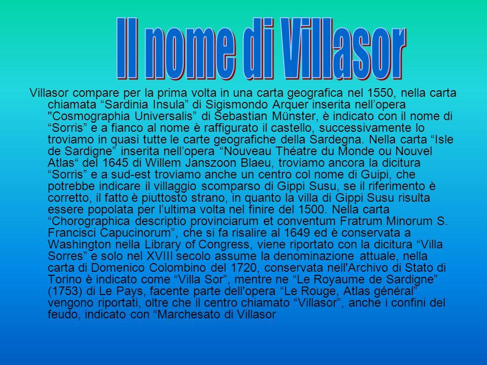 Il nome di Villasor